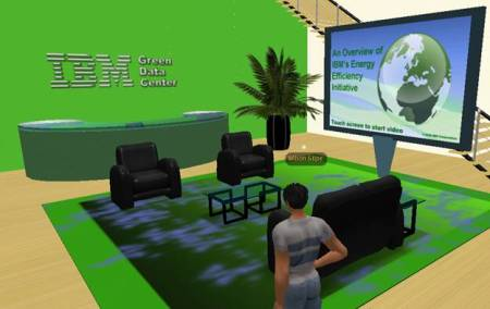 Source: IBM Green Data Center in Second Life