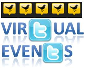 Virtual Events - Twitter