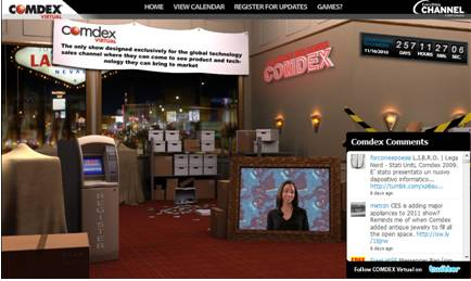 COMDEX Re-Launches As A Virtual Trade Show (2/3)