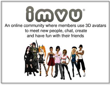 Stanford Media X Event: IMVU's Online Community | It's All Virtual