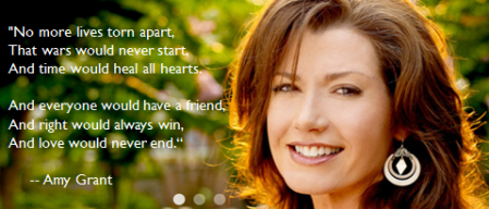 introduction - Amy Grant Grown Up Christmas List