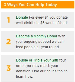 Three ways you can help the SF Food Bank