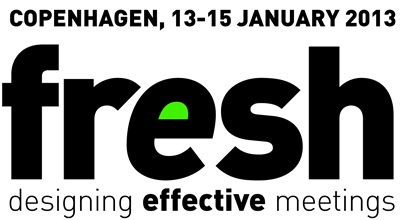 The FRESH Conference for designing effective meetings
