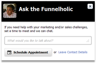 Online Marketing Wisdom, Sales Funnel Sagacity and Lead Generation Genius from The @Funnelholic (3/3)