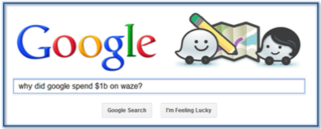 Google and Waze: perfect together